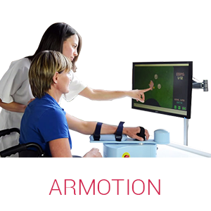 Armotion de Reha Technology