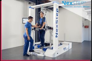 Exercice sur machine NexStep